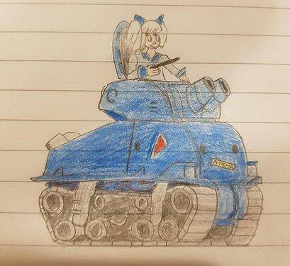 children day tank