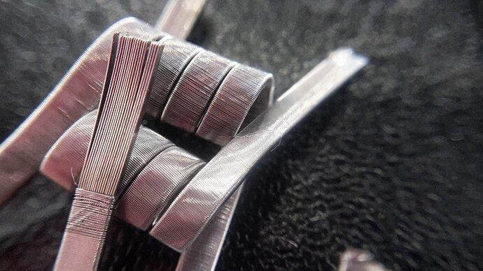 staple coil